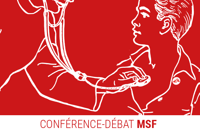 visuel conférence MSF
