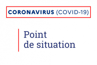 Informations contexte sanitaire