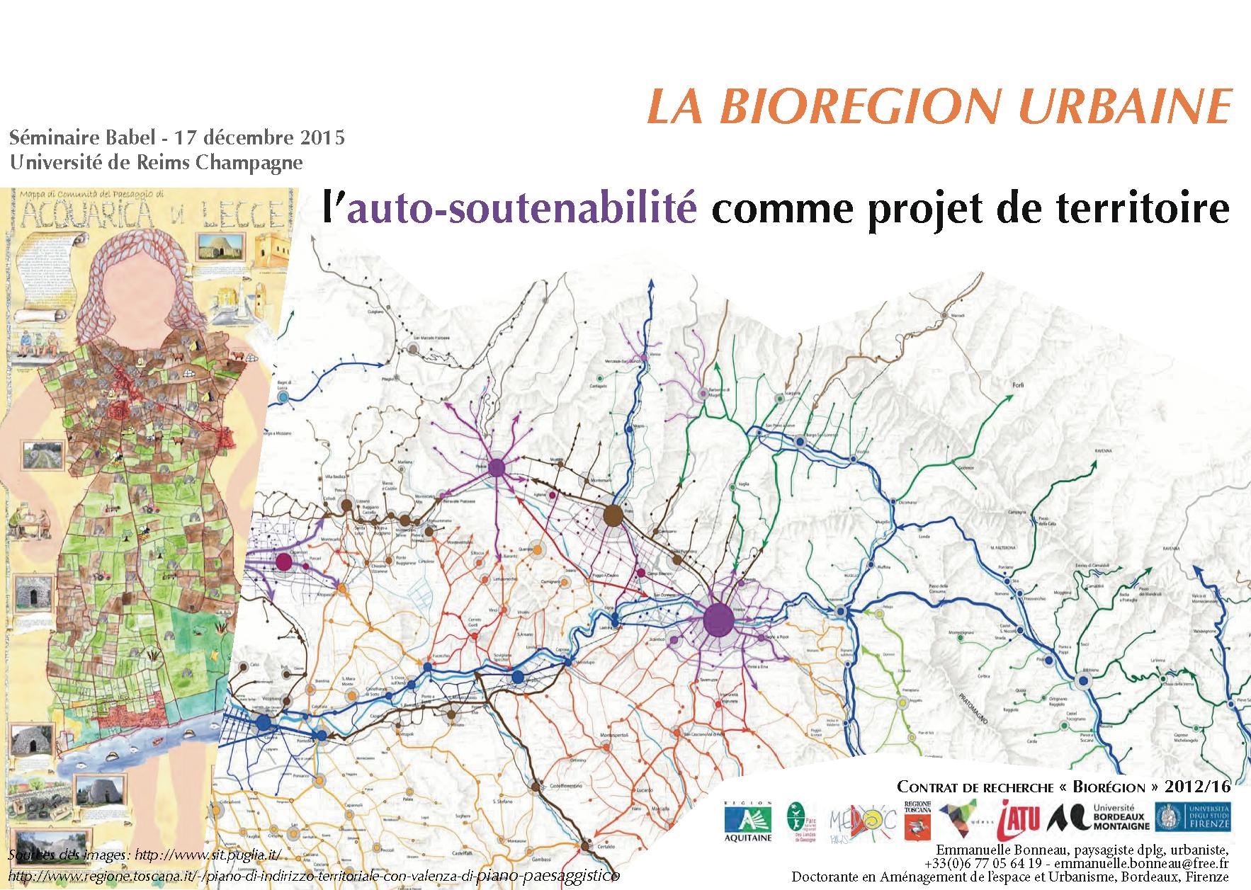 Diaporama Emmanuelle Bonneau - Babel 40 - Décembre 2015