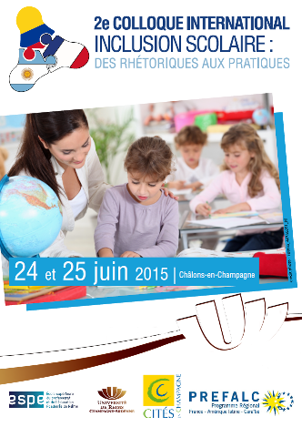 Colloque Inclusion scolaire