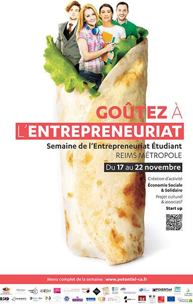 semaine de l entrepreneuriat etudiant goutez a l