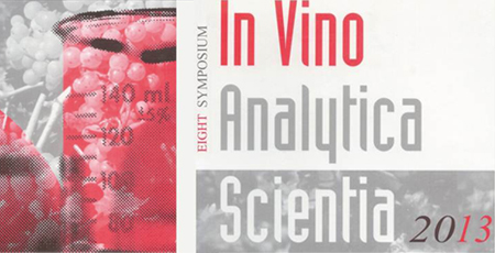 In Vino Analytica Scientia 2013