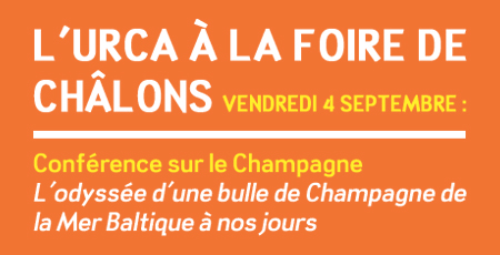 Conférence Champagne