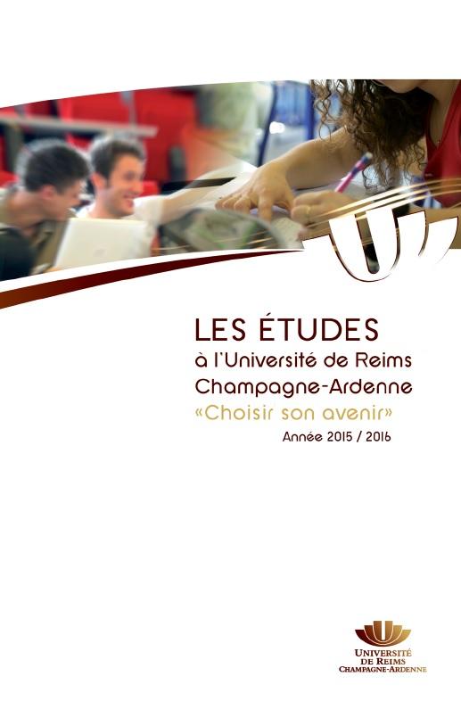 Formation de lUniversit de Reims ChampagneArdenne