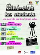 Ciné club for students