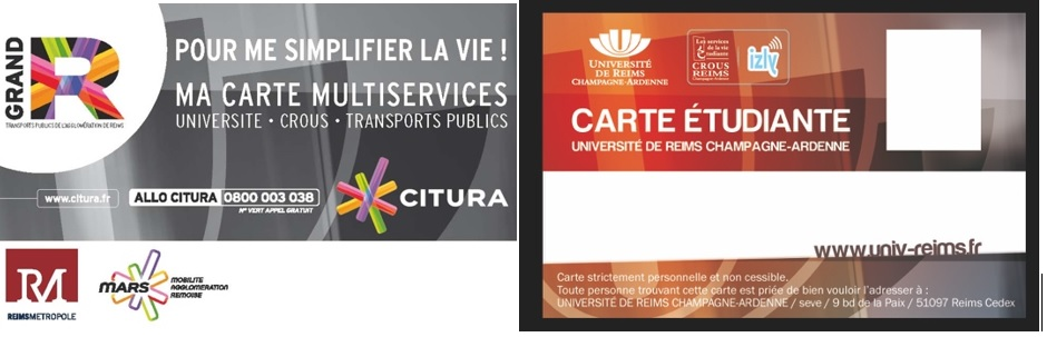 Carte multiservices