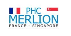 Logo PHC Merlion