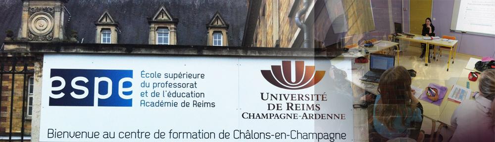 Contacts espe de l 39 acad mie de reims - Universite reims champagne ardenne bureau virtuel ...