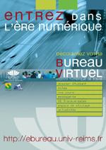 bureau virtuel urca reims