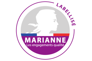 Visuel label Marianne