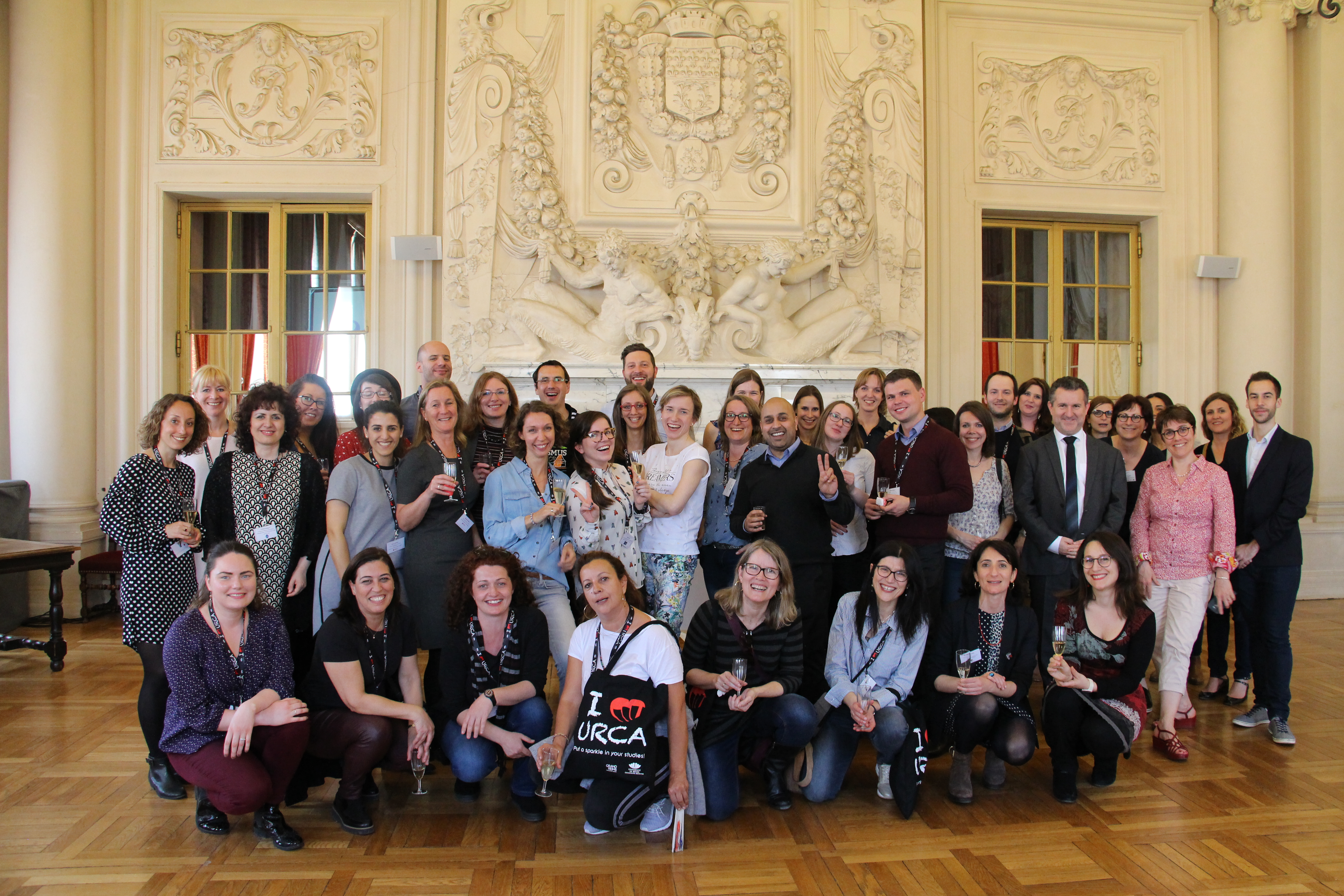 Staff Week 2018 - Mairie de Reims
