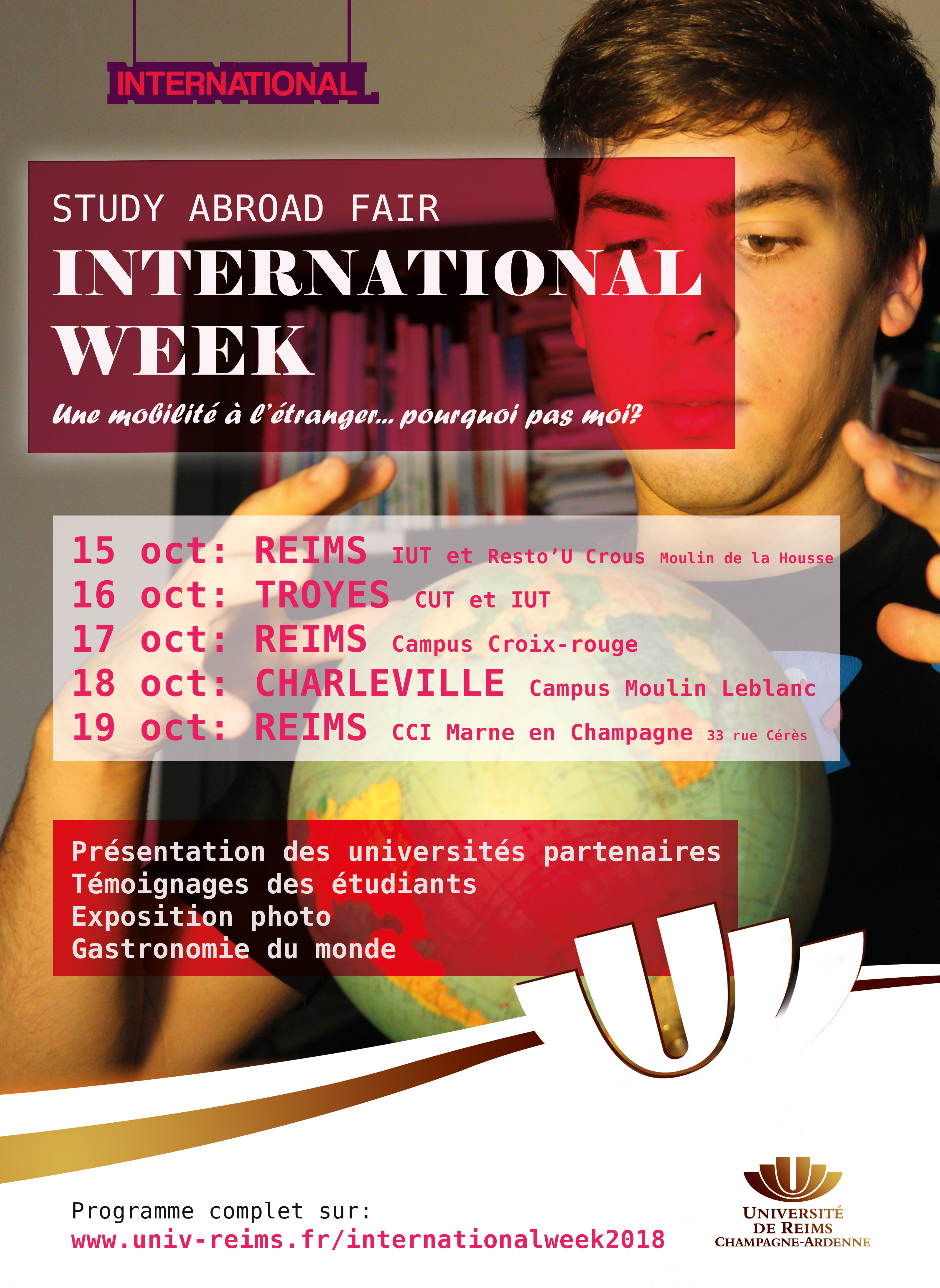 visuel international week 2