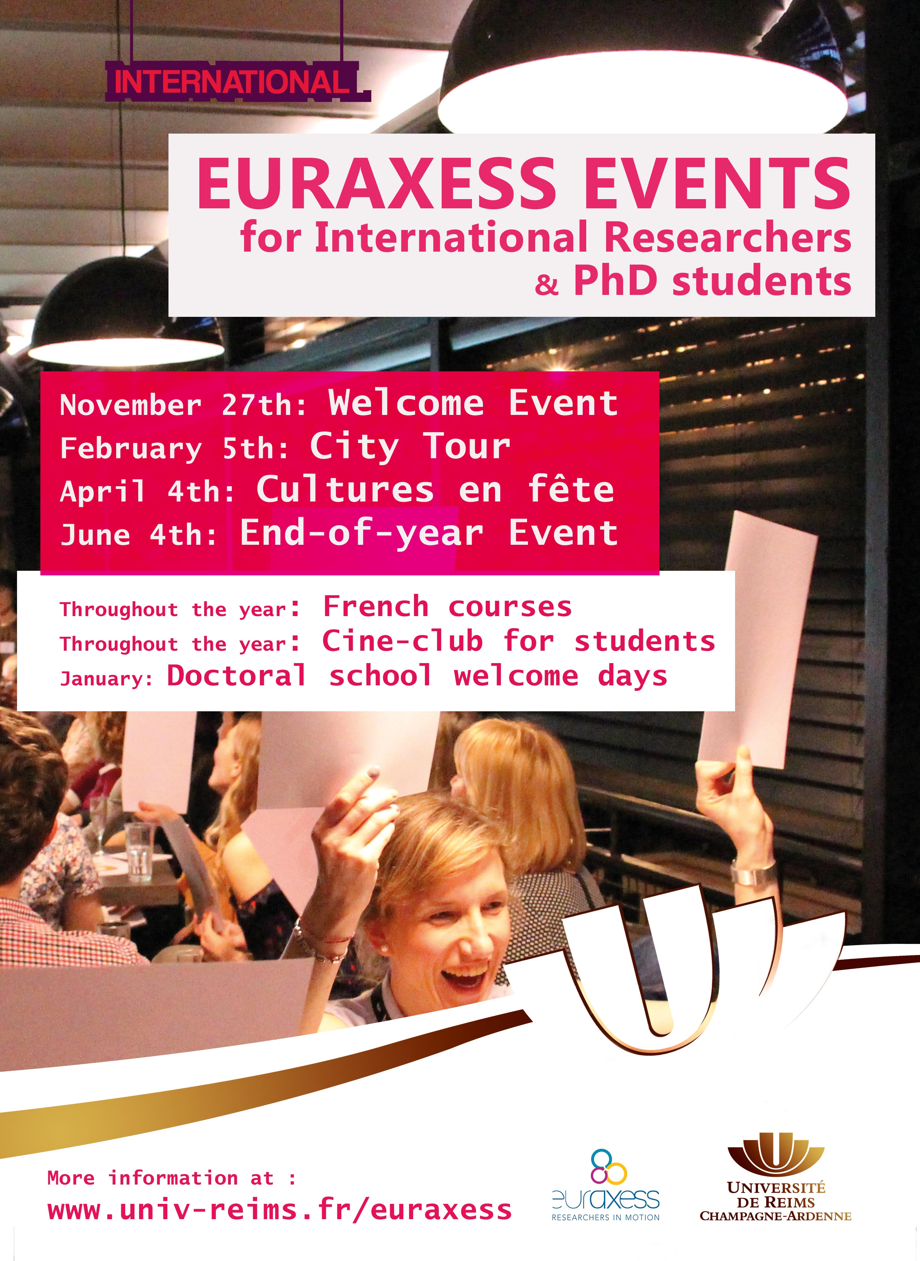 euraxess events