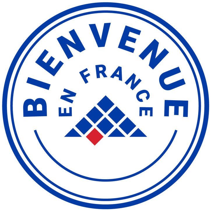 logo bienvenue en france