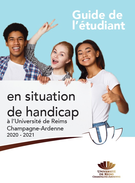 Guide de l'étudiant en situation de handicap de l'URCA