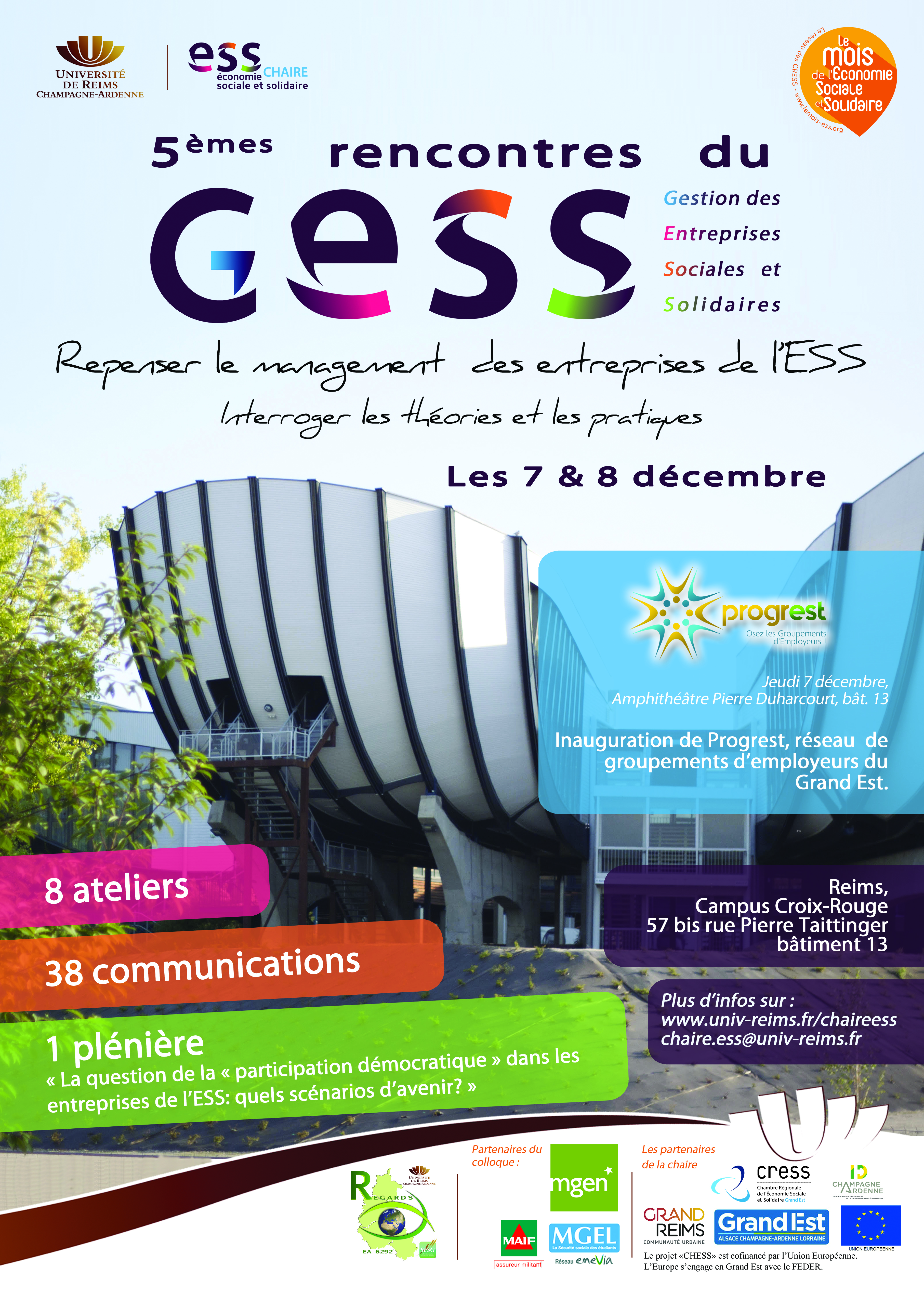 Colloque GESS