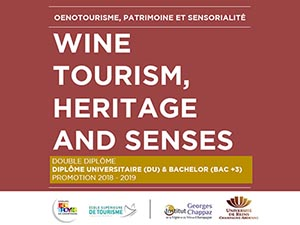 Wine Tourism, Heritage and Senses