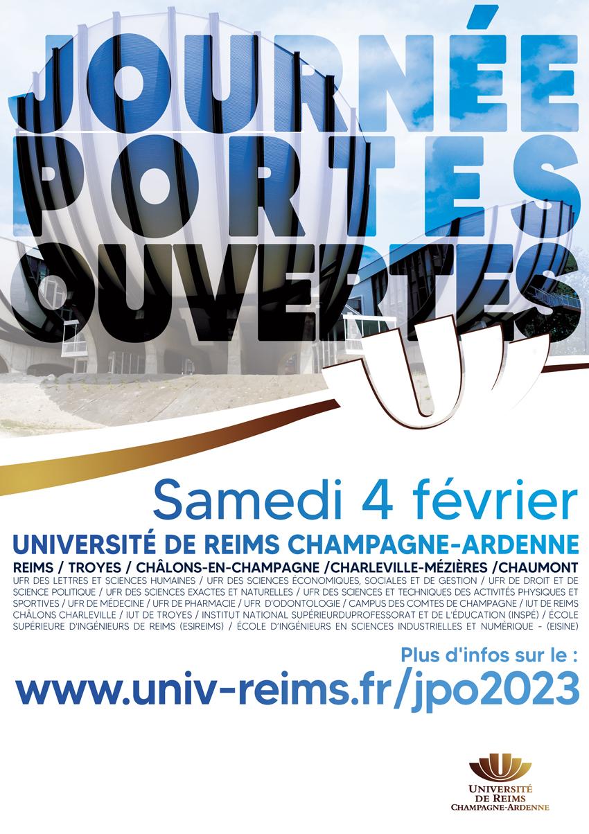 Journ e portes ouvertes 2017 l 39 urca for Porte ouverte live